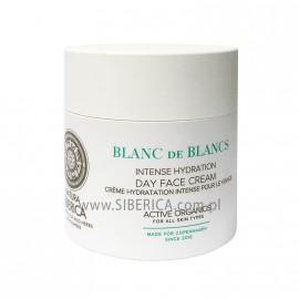 Intensywnie Nawilżający Krem do Twarzy na Dzień, Blanc de Blancs, 50 ml