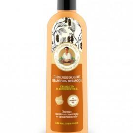 Szampon Witaminy Cytryńca do każdego rodzaju włosów, 280 ml