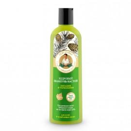 Szampon Cedrowy Napar do włosów suchych i zniszczonych, 280 ml