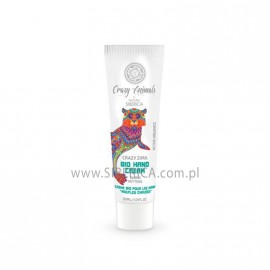 Bio Hand Cream Warm Mittens, Crazy Animals, 30ml