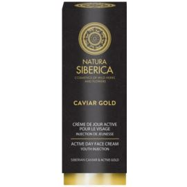 Zastrzyk Młodości, Aktywny Krem do Twarzy na Dzień, Caviar Gold, 30ml