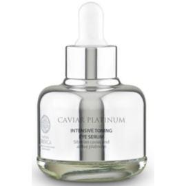 Intensywnie Tonizujące Serum do Oczu, Caviar Platinum, 30ml