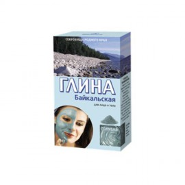 Błękitna Bajkalska Glinka, 100g