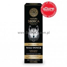 Wolf Power Super Toning Face Cream, 50ml