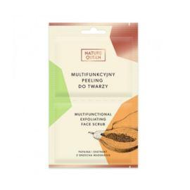 Multifunkcyjny Peeling do Twarzy, Enzymatyczno Mechaniczny, Nature Queen, 2 x 6 ml