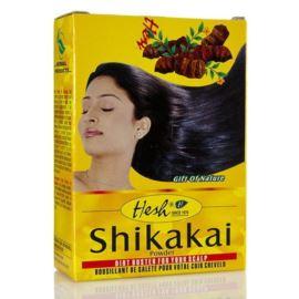 Szampon do Włosów w Proszku Shikakai, Hesh, 100 g
