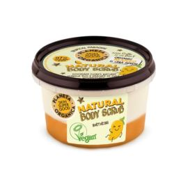 Odżywczy Scrub do Ciała Mango i Nasiona Chia, Planeta Organica, 250 ml
