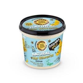 Odżywcze Kremowe Masło do Ciała Banana Split, Planeta Organica, 360 ml