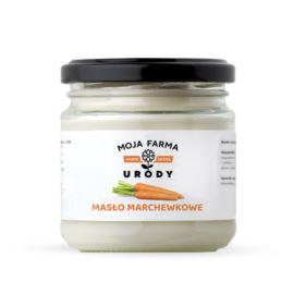 Masło do Ciała Marchewkowe z Kocanką i Nagietkiem, Moja Farma Urody, 160 ml