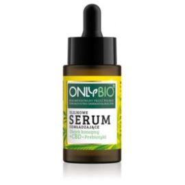 Olejkowe Serum Odmładzające, OnlyBio, 30 ml