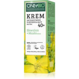 Intensywnie Ujędrniający Krem na Noc 40+, OnlyBio, 50 ml