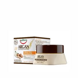 Arganowy Krem Przeciwzmarszczkowy, Equilibra, 50 ml