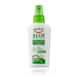 Aloesowy Delikatny Dezodorant z Sprayu, Equilibra, 75 ml