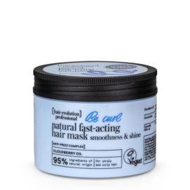 Maska do Włosów Kręconych- Wygładzenie i Blask, Natura Siberica, 150 ml