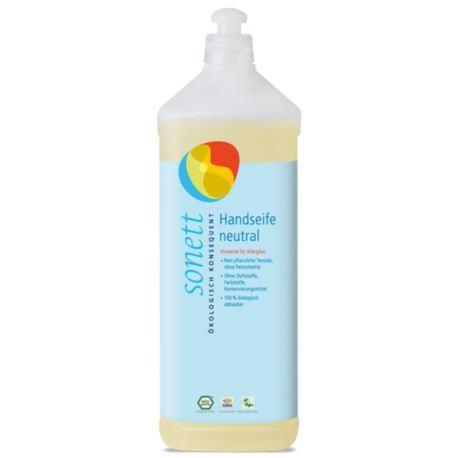 Mydło w Płynie Sensitiv - Opakowanie Uzupełniające, Sonett, 1 l