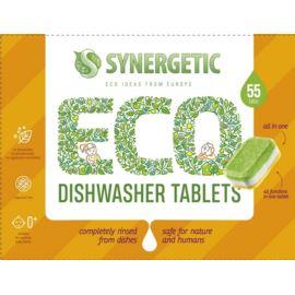 Ekologiczne Tabletki do Zmywarki, Synergetic, 1,1 kg / 55 szt.