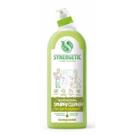 Płyn do Czyszczenia Toalet i Łazienek, Drzewo Herbaciane i Eukaliptus, Synergetic, 700 ml