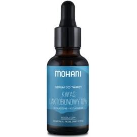 Rozjaśniające Serum z Kwasem Laktobionowym 10 %, Mohani, 30 ml