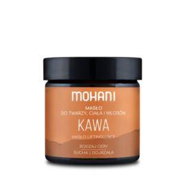 Kawa - Masło do Twarzy, Ciała i Włosów, Mohani, 50 g