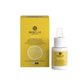 Serum do Twarzy z Esteticus Antyoksydacyjne, Odżywienie i Wygładzenie, Basic Lab, 15 ml
