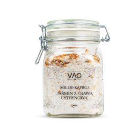 Sól do Kąpieli Jaśmin z Trawą Cytrynową, Vao Lab, 650 g