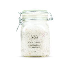 Sól do Kąpieli Prawoślaz z Lawendą, Vao Lab, 650 g