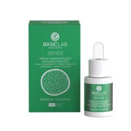 Serum do Twarzy Esteticus Zmniejszające Niedoskonałości z Niacynamidem, Basic Lab, 15 ml