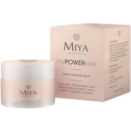 Serum Rewitalizujące do Twarzy myPOWERelixir, Miya Cosmetics, 15 ml