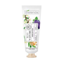 Krem do Rąk Regenerująco-Odżywczy, Bielenda Eco Nature, 50 ml