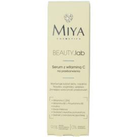 Serum z Witaminą C na Przebarwienia, Miya, 30 ml
