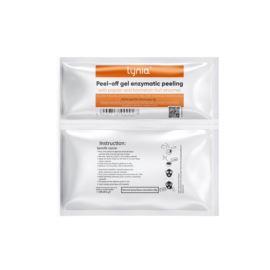 Peeling Enzymatycznyz Owoców Tropikalnych, Żel Peel-Off, Lynia, 50 g