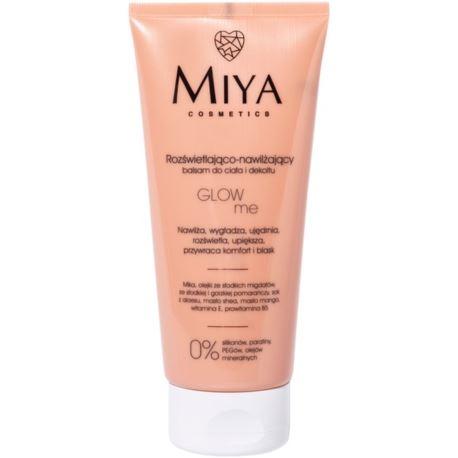 Balsam do Ciała Rozświetlająco-Nawilżający, Miya, 200 ml