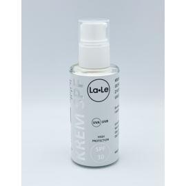 Krem Ochronny z Filtrem Mineralnym SPF30, La-Le, 50 ml