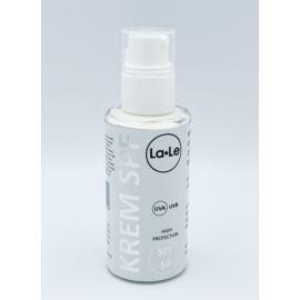 Krem Ochronny z Filtrem Mineralnym SPF50, La-Le, 50 ml