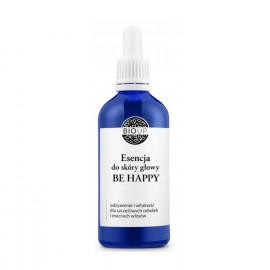 Esencja do Skóry Głowy Be Happy, BIOUP, 100 ml