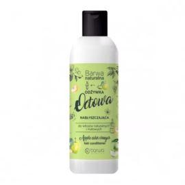 Octowa Nabłyszczająca Odżywka do Włosów Naturalnych i Matowych, Barwa Naturalna, 200 ml