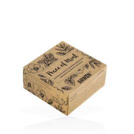 Szampon w Kostce do Skóry Normalnej i Przetłuszczającej Się, Peace of Mint, Anwen, 75 g