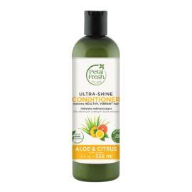 Odżywka do Włosów Nabłyszczająca, Aloes i Cytrusy, Petal Fresh, 355 ml