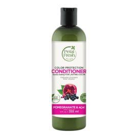 Odżywka do Włosów Farbowanych, Granat i Acai, Petal Fresh, 355 ml