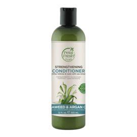 Odżywka Wzmacniająca do Włosów Suchych i Zniszczonych, Algi i Olej Arganowy, Petal Fresh, 355 ml