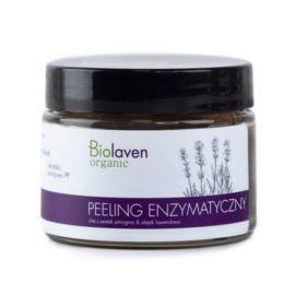 Peeling Enzymatyczny Złuszczająco Wygładzający, Biolaven, 45 ml