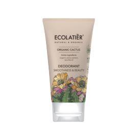 Dezodorant z Kaktusem, Piękno i Wygładzenie, Organic Cactus, Ecolatier, 40 ml