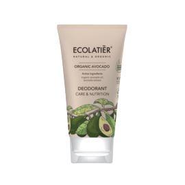 Dezodorant z Awokado, Pielęgnacja i Odżywianie, Organic Avocado, Ecolatier, 40 ml
