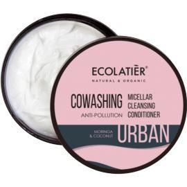 Micelarna Oczyszczająca Odżywka do Włosów Moringa i Kokos, Anti – Pollution, Urban Ecolatier, 380 ml