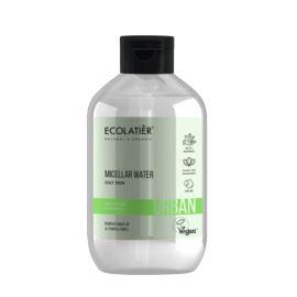Woda Micelarna Herbata Matcha i Bambus, do Skóry Tłustej, Urban Ecolatier, 600 ml