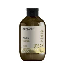 Odżywczy Szampon do Włosów Suchych, Awokado i Malwa, Ecolatier, 600 ml
