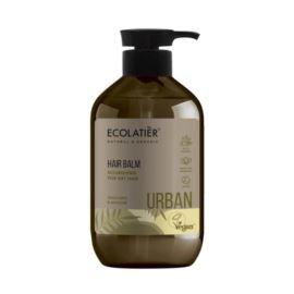 Odżywczy Balsam do Włosów Suchych, Awokado i Malwa, Ecolatier, 400 ml
