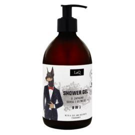 Doberman Żel Pod Prysznic dla Mężczyzn 8w1, Laq, 500ml