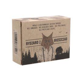 Mydło dla Mężczyzn w Kostce Ryszard z Bieszczad, Laq, 85 g