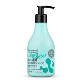 Odżywka do Włosów Suchych i Łamliwych, Aqua Booster Ultra Nawilżenie, Natura Siberica, 245 ml